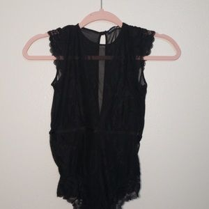 Urban Outfitters Tops - Brandy Melville Cynthia Bodysuit